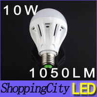 10W AC85- 265V E27 B22 led lamps bulb warm white bulbs SMD293...
