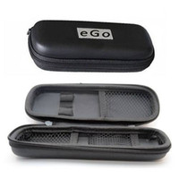 Wholesale Ego Case Ego Bag Gift Box Small Middle Big Size Carrry Case with Zipper and LOGO for Ego t Ego Ego w Electronic Cigarette E cigarette e cigs