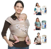 Wholesale Printing Colors Kid Wrap Kid s Slings Gears Strollers Gallus Baby Carrier Towels wrap wraps