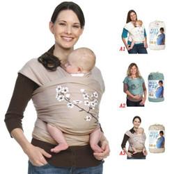 Wholesale Printing Colors Kid Wrap Kid s Slings Gears Strollers Gallus Baby Carrier Towels wrap wraps