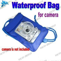 Wholesale LLFA1082 Digital Camera Waterproof bag Underwater Waterproof Case Bag Pouch For Digital Camera mobile cell phone x