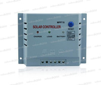 Wholesale 10A MPPT Solar Regulator Charge Controller V V Autoswitch Solar Panel Brand New LYY28