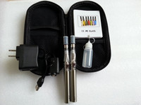 Electronic Cigarette Set Series  EGo-T ego ce4 kit 650 900mAH 1100mah double electronic cigarettes ecigarette zipper case with ego charger EGO-T battery cartomizer