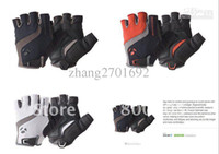 Wholesale No Trek RL Fusion Gel Foam Glove Bontrager Biking Racing Cycling half finger Glove Bicycle Fing