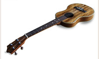 Wholesale for quot Zebrawood Tenor Ukulele Guitar strings guitar mini guitar guitarra ukulele in Light colour