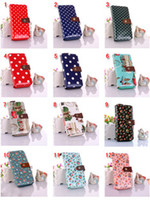 Wholesale Retail High quality colorful made with oilcloth lovely wallet