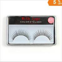 Wholesale 10Pairs High Quality Fake False Eyelashes Eye Lash Makeup F1
