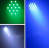 54pcs* 3W RGBW color mixing LEDs 4 or 8 DMX Channels LED par Light Stage Lighting,free shipping