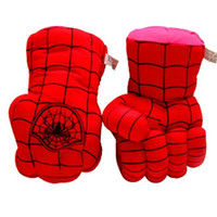 Wholesale Hulk Spider Man Gloves Coolest Fashion Green Giant boxing gloves
