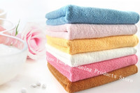 Wholesale cmx140cm Microfiber Drying bath Towel Body Towel Ecofriendly Cleaning Cloth Ultra Absorbent