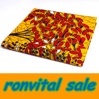 Wholesale HIGH GRADE Guaranteed quality Lowest price african cotton real wax printed fabric yards Item No Y175