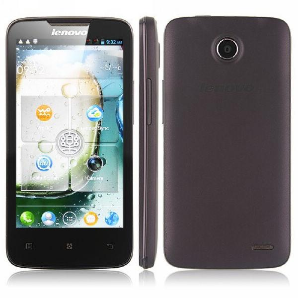 MTK6589 Quad Core Lenovo A820 4.5 pulgadas Android 4.1.2 Smartphone 3G ...