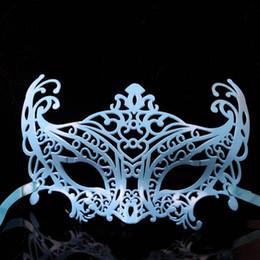 Multi Colors Sexy Fox Mask Masquerade Balls Art Decor Half Face PVC Mask Christmas Gift MA04