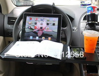 Wholesale Best Selling Portable Foldig Car Laptop Holder Car Computer Rack Car Notebook Stand Computer Disk