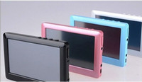Pink Thin FM Radio Free shipping 4.3 inch Touch screen 8GB T13 MP4 MP5 player With,games,ebook reading,FM radio