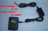 Gps Tracker   Free shipping gps tracker tk102b 4 bands+hard wired charger+one battery for tk102-2