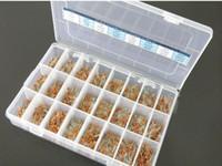 Wholesale value Ceramic Capacitor Assortment Box Kit pf nf