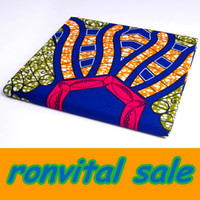 Wholesale Guaranteed quality Lowest price african real wax cotton print fabric yards Item No Y192