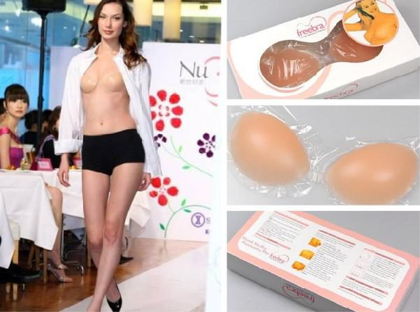 Wholesale Self Adhesive Silicone Breast Bra Pads Invisible ...