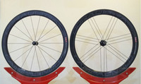 Wholesale original design Dark black D effect decals CAMPAGNOLO BORA ULTRA TWO G3 full carbon wheelset