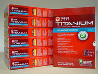 Antivirus & Security 45 Embedded Wholesale - Trend Micro Titanium Internet Security 2013 2012 2011 6.0 1year 3pc key