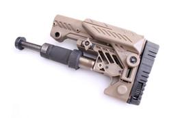 Drss Command CAA ARS Stock Carbine Length for AR-15 With B Style Buttpad