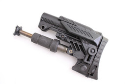 Drss Command C-A-A Stock for AR-15 Black(BK-S-J)