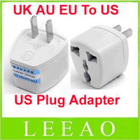 US adapter current - Lowest Price Universal World Travel Current UK AU EU to US AC Power Plug Travel Adapter