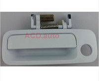 Wholesale For Toyota CAMRY outer Outside Door Handle Driver White Front Left NEW