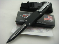 Wholesale OTF microtech A07 pocket knife Hand tool HRC microtech Troodon knife survival knives cool Gift