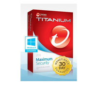 Wholesale Trend Micro Titanium Maxmium Security Year PC trend
