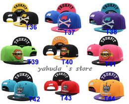 Wholesale ALL Trukfit Snapback Hats Snapbacks Cap Caps Hats Online Store Discount Selling Hot Sports Caps Headwears