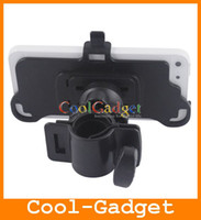 For Apple iPhone bar mount for iphone - Bike Bicycle Cycle Bar Handlebar Holder Mount Cradle for iPhone G iPhone5 Cell Phone IP5C109
