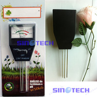 Wholesale 2 in Soil PH amp fertility meter soil fertility meter