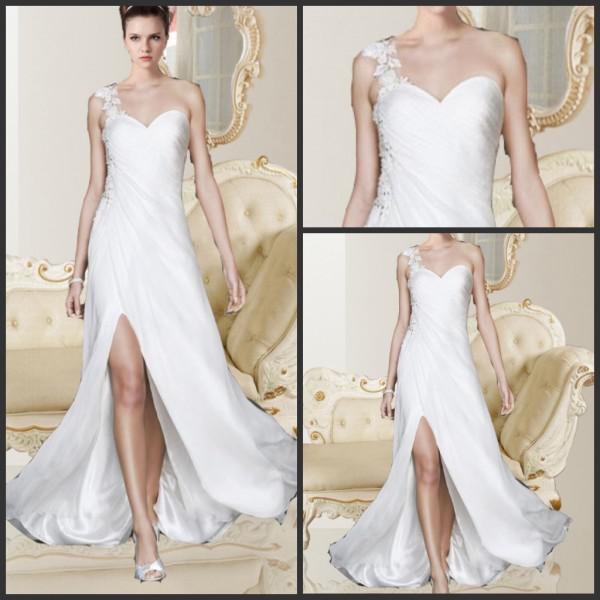 Modern Casual Wedding Dress : Casual wedding dresses on a modern dress