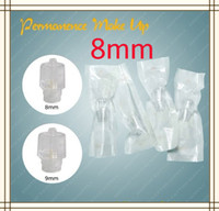 Wholesale Best Quality x mm Permanent Makeup Disposable Pen Machine Heads Tubes Cosmetic Kits Supply