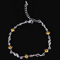 Cheap Women Ribbon Alloy Anklet Gold Rhinestone Ankle Hand Chain Wrist Bracelet Fit Prom Party GAP4