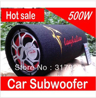 Wholesale High power W dB v v v Three to use car audio car subwoofer motorcycle subwoofer computer