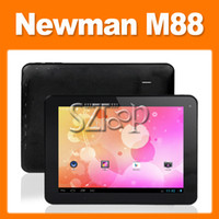 Wholesale 8 Inch Screen GB GB Newman M88 Quad Core ATM7029 Android Tablet PC HDMI