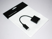 Wholesale New in1 Mini DisplayPort Connector to HDMI DVI DP Adapter Cable for Macbook MAC Pro Air with retail package