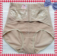 Wholesale new Ladies Shapers Ventilation High waist pants of belly in postpartum belly in beautifying build Control Panties