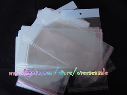 Wholesale 19 TOP Clear Plastic Retail PP Poly seal bags For Iphone Samsung Galaxy Note Note2 N7100 Belt clips leather case Mega cover