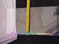 al por mayor nota2 caso claro-Bolso plástico claro de la venta al por menor PP de los bolsos del bolso para el teléfono móvil Iphone Samsung nota Note2 N7100 de la correa de cuero de los clips de la caja Mega 6.3 cubierta 100pcs