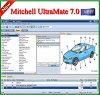 2013 Mitchell UltraMate 7 Collision Estimating System