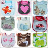 Wholesale Baby Bibs Baby bib Infant saliva towels Baby Waterproof bib Baby wear
