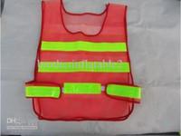 Wholesale Fedex or DHL CE Reflective Mesh Safety Vest