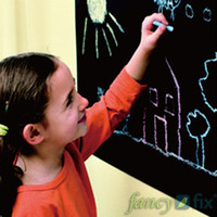 Wholesale S5Q Blackboard Home Sticker Removable Wall Decal Scalable Chalkboard Chalks AAABPJ