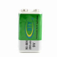 Cheap 9V battery Rechargeable Battery Best Rechargeable 9V NiMH Battery