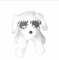 al por mayor gafas para perros-Perro de moda gafas UV gafas de sol ojo desgaste protección inastillable antiniebla Flexible apto #9503