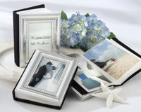 wedding souvenirs Wedding Wedding gifts Wedding favors Little Book of Memories - Placecard Holder and Mini Photo Album For Unique wedding photo album and birthday gift 8pcs lot